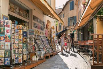 Du lịch thành phố Cannes - Thành phố điện ảnh của Pháp