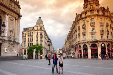 Ghé thăm thành phố nghệ thuật Lille ở miền Bắc nước Pháp