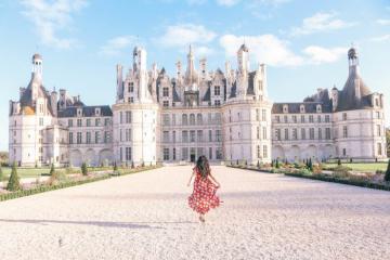 Hành trình khám phá những tòa lâu đài đẹp nhất nước Pháp