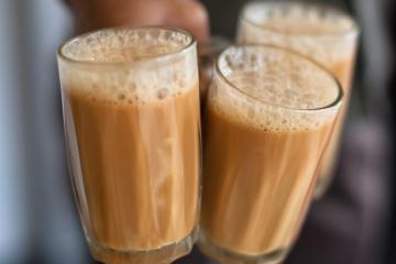 Sự hấp dẫn không thể cưỡng lại được của trà sữa Myanmar