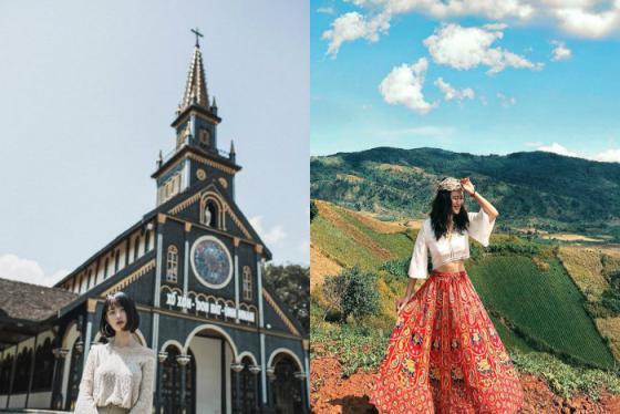 Mê mẩn trước những bức hình chụp cảnh đẹp Kon Tum đầy màu sắc