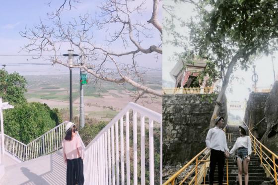 Khám phá núi Bà Đen ngay thôi, cảnh đẹp như phim Hàn Quốc đây này