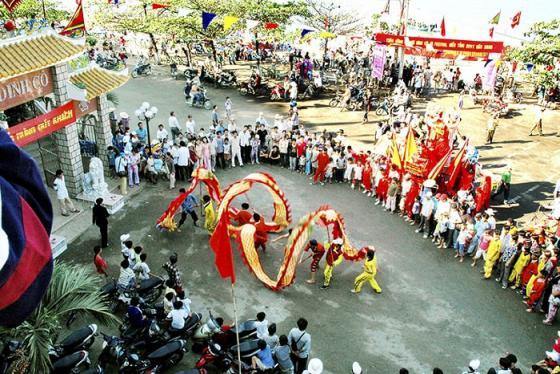 Các lễ hội lớn nhất trong năm tại thành phố biển Vũng Tàu