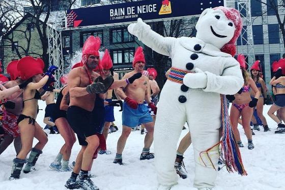 Hòa mình vào không khí các lễ hội truyền thống tại Canada