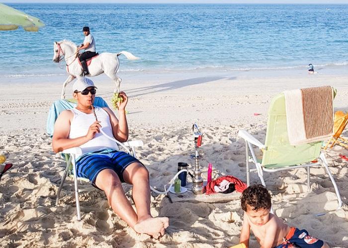 Rủ nhau đi giải nhiệt ở top những bãi biển Qatar siêu đẹp