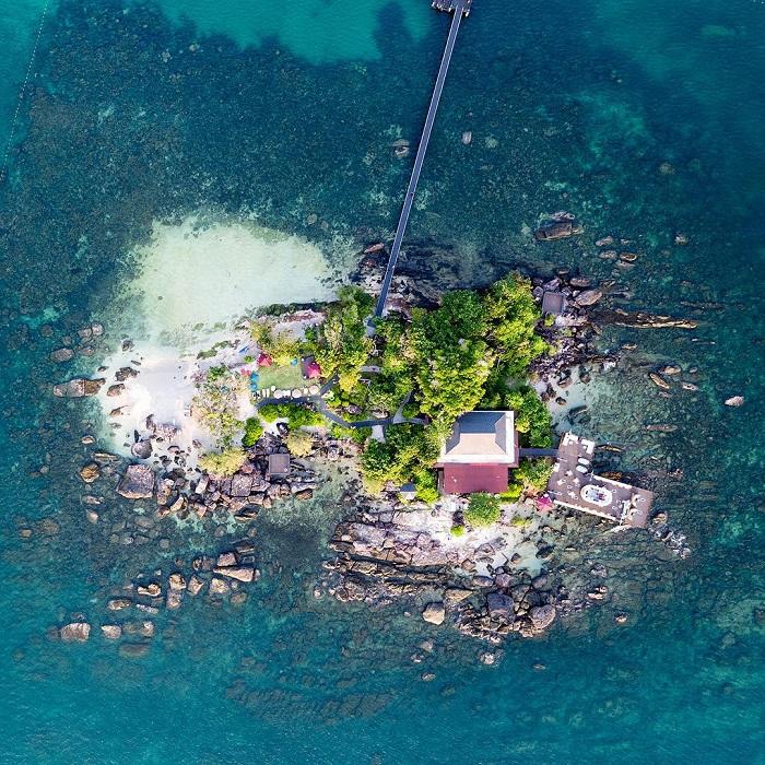 những quán Bar trên biển ở Việt Nam