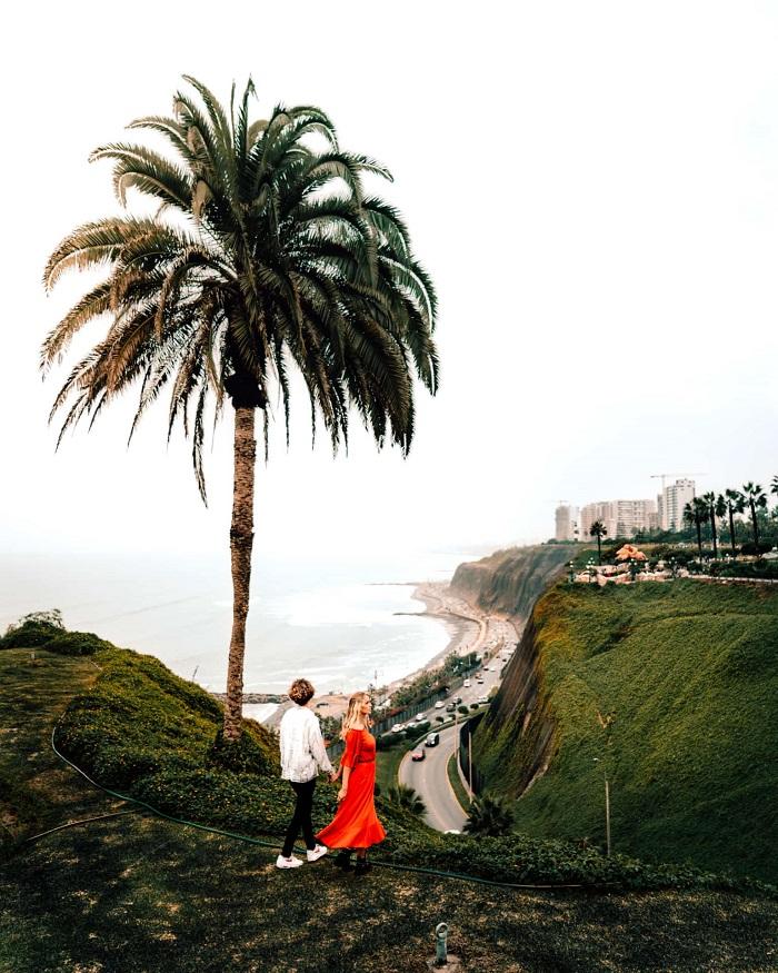 Du lịch đến thủ đô Lima Peru