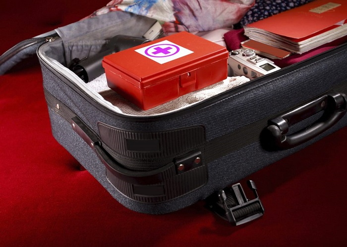 Check out the necessary travel items