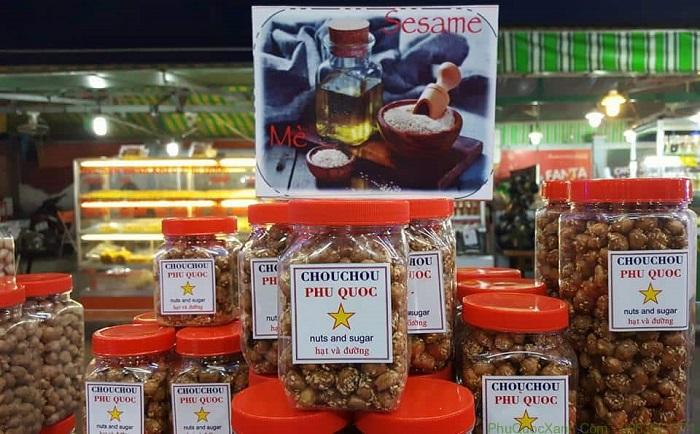 Chợ đêm Phú Quốc - thiên đường ẩm thực