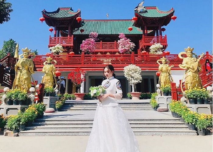 Điểm danh những ngôi chùa An Giang đẹp khó cưỡng tha hồ check in