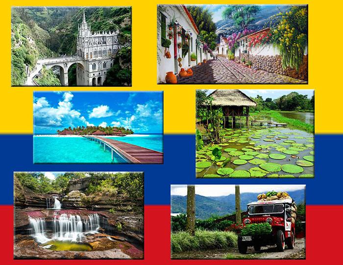 Top 12 địa điểm du lịch Colombia cuốn hút nhất