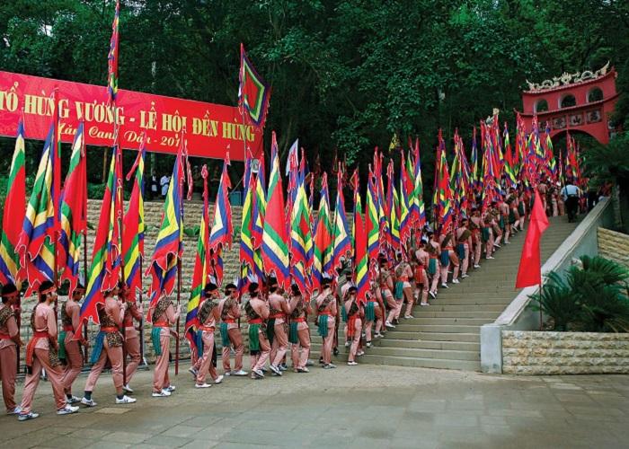 Top 7 địa điểm du lịch tâm linh ở Phú Thọ nhất định phải tới một lần