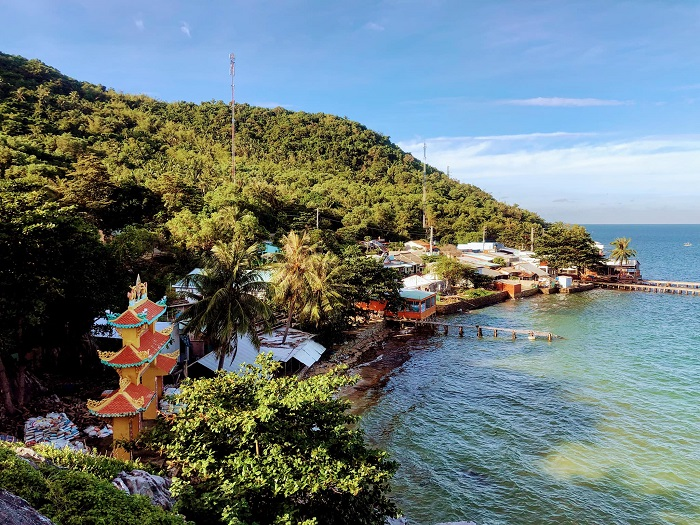 Tourism Hon Nghe island - the jewel of Kien Giang