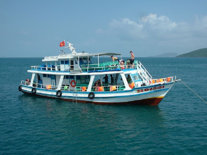 Hon Tre Island tourism - attractive destination in Kien Giang
