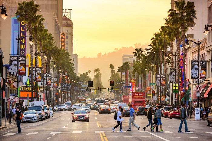 Du lịch Hollywood – kinh đô điện ảnh của thế giới