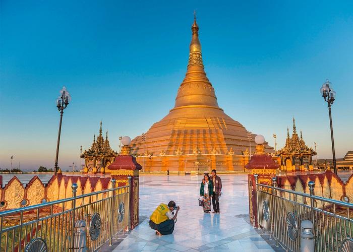 Khám phá Naypiydaw - thủ đô bí ẩn của Myanmar