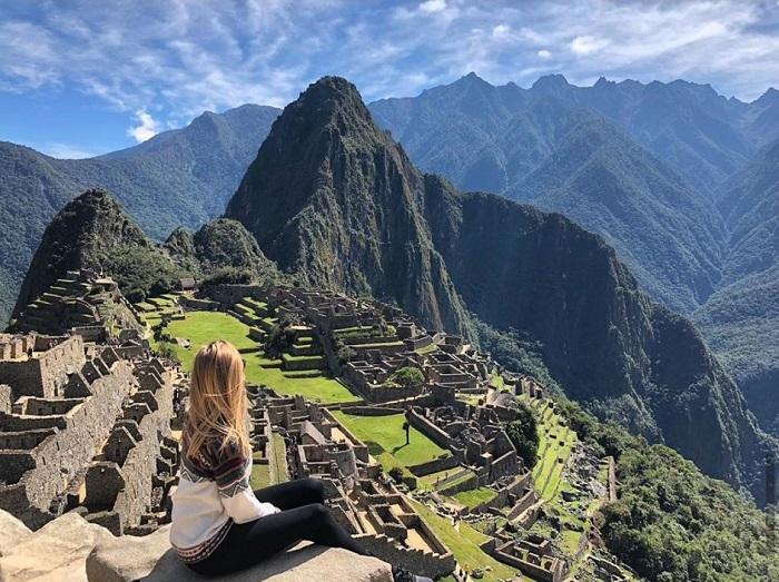Khám phá kỳ quan Machu Picchu ở Peru