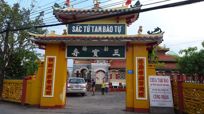 Rach Gia tourism - attractive destination in Kien Giang