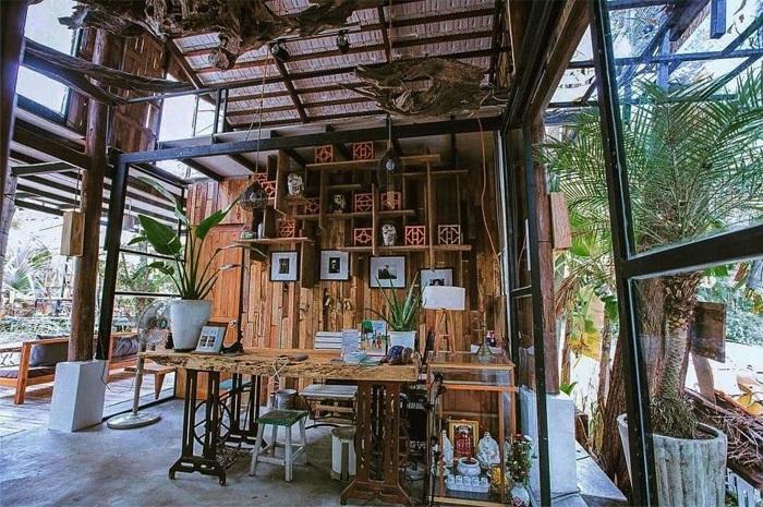 The Fish Homestay - Những homestay đẹp tại Phú Quốc khiến bạn phải thích mê