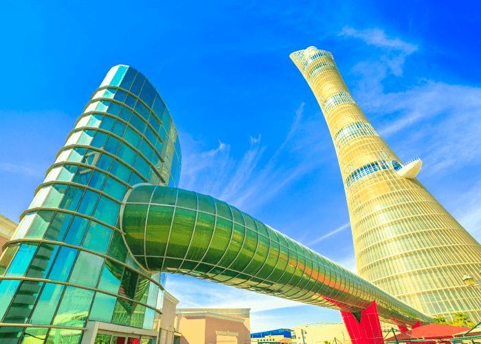 Check list khách sạn gần trung tâm mua sắm Villagio, Doha (p1)