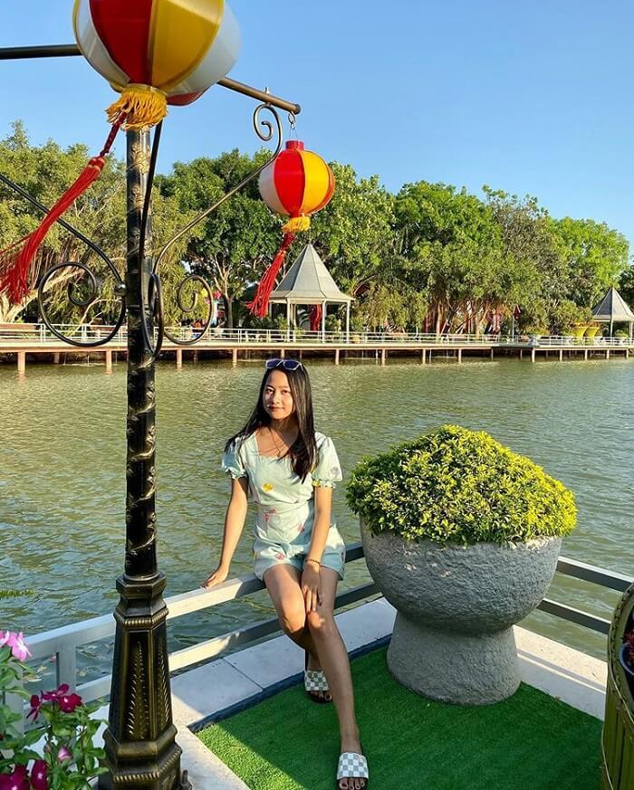 Vui chơi hết mình tại khu du lịch Long Điền Sơn Tây Ninh