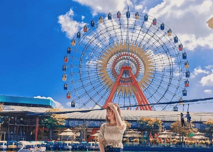 Trọn bí kíp vui chơi Khu du lịch Suối Tiên Sài Gòn từ A-Z