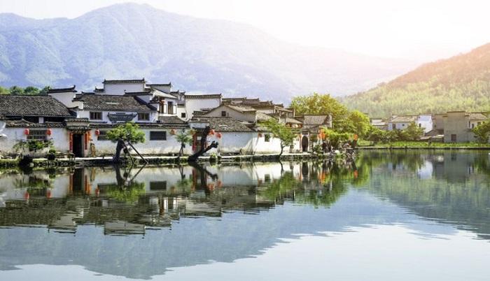 Ngôi làng Hoành Thôn Trung Quốc
