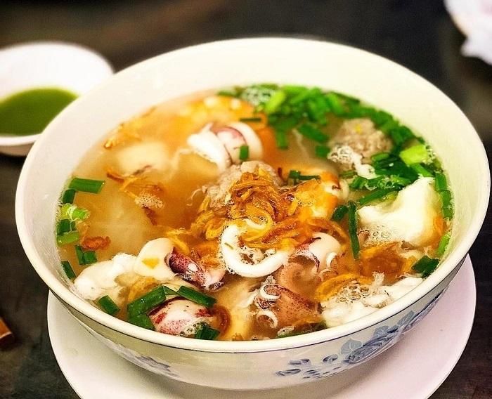uán ăn ngon ở Bình Phước