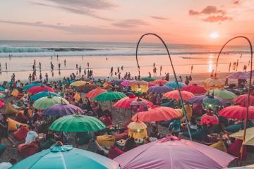Nhất định phải checkin thật rực rỡ ở những bãi biển đẹp nhất Bali này!