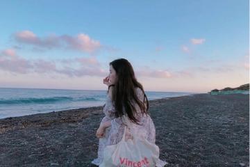 Bãi biển Perissa Hy Lạp - bình yên và hút hồn với màu cát đen độc đáo