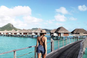 Hướng dẫn du lịch đến Bora Bora - hòn đảo đẹp nhất thế giới ở Nam Thái Bình Dương