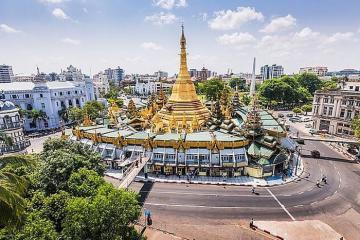 Đẹp đến ngỡ ngàng những ngôi chùa nổi tiếng tại Yangon