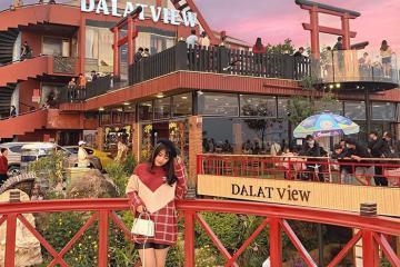 Review cà phê Đà Lạt View – view đẹp đỉnh cao, check-in siêu chất