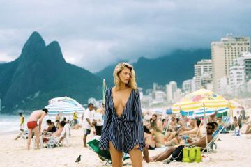 Ngẩn ngơ trước những bãi biển đẹp nhất của Brazil