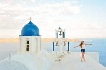 Gợi ý lịch trình du lịch Santorini 3 ngày cho những ai mới đi lần đầu