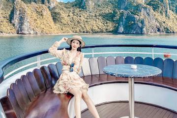 Review du thuyền President Cruises Hạ Long – thưởng ngoạn kỳ quan thế giới ngay trên boong tàu