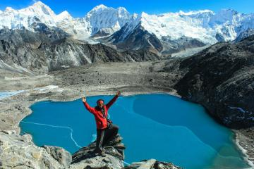 Kinh nghiệm chinh phục Everest Three Passes Trek - cung đường trekking đẹp bậc nhất thế giới