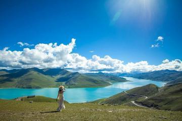 Kỳ thú những mảng màu Tây Tạng