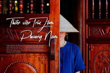 Về Cần Thơ vãn cảnh bình yên ở thiền viện Trúc Lâm Phương Nam