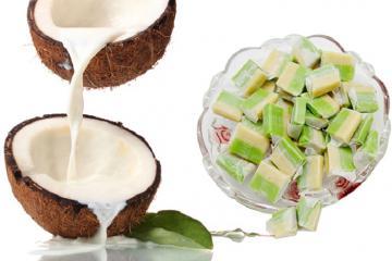 List món ăn từ dừa Bến Tre kể tên đã thấy thèm