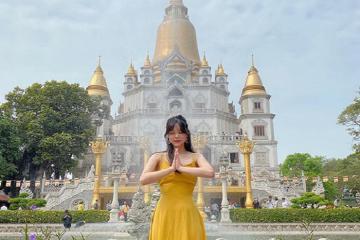 Ngẩn ngơ cảnh sắc an yên ở những ngôi chùa đẹp nhất Sài Gòn