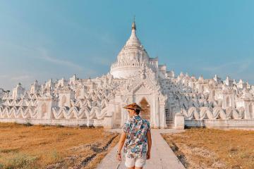 Đẹp ngỡ ngàng những ngôi chùa nổi tiếng ở Mandalay