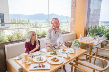 'Trốn nắng' tại TMS Hotel Đà Nẵng Beach – khách sạn view biển Mỹ Khê tuyệt đẹp