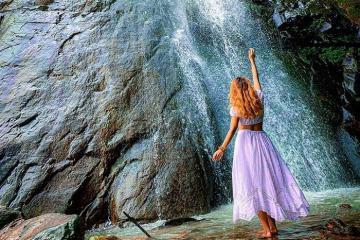 Thác Bạc Tam Đảo – nét đẹp trong veo giữa núi đồi hùng vĩ