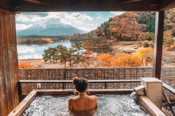 Một số điều cần biết về văn hóa tắm Onsen Nhật Bản