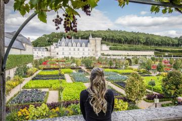 Bước vào xứ sở cổ tích qua những lâu đài ở thung lũng sông Loire nước Pháp