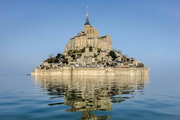 Mont Saint Michel - biểu tượng du lịch của nước Pháp