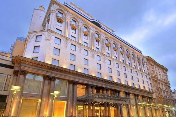 Điểm danh những khách sạn sang chảnh nhất Moscow cho tín đồ thích hưởng thụ