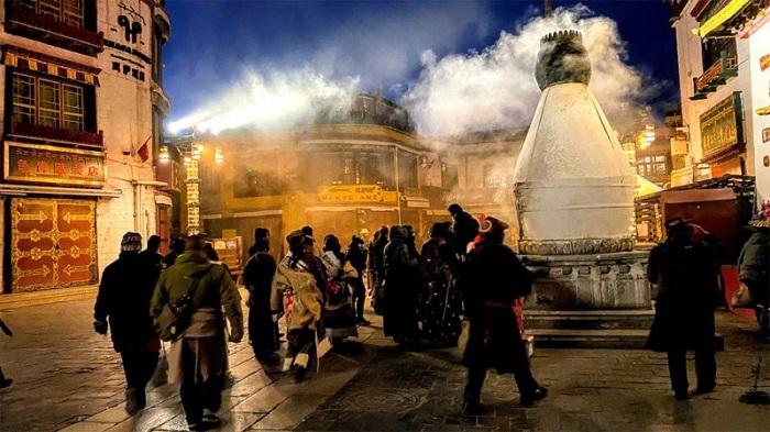 Hướng dẫn du lịch Lhasa