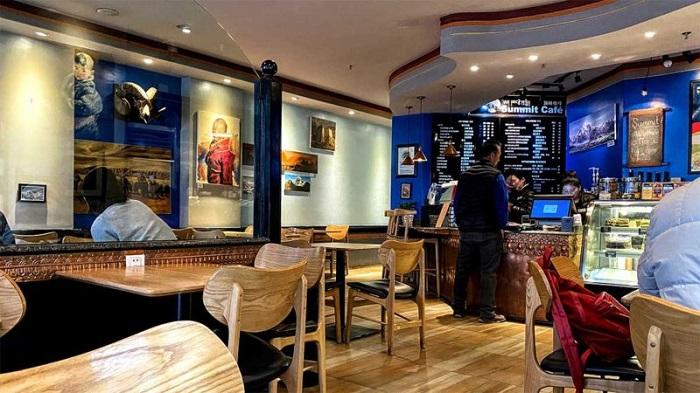 Summit Cafe - Hướng dẫn du lịch Lhasa